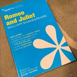 New Romeo and Juliet sparknotes